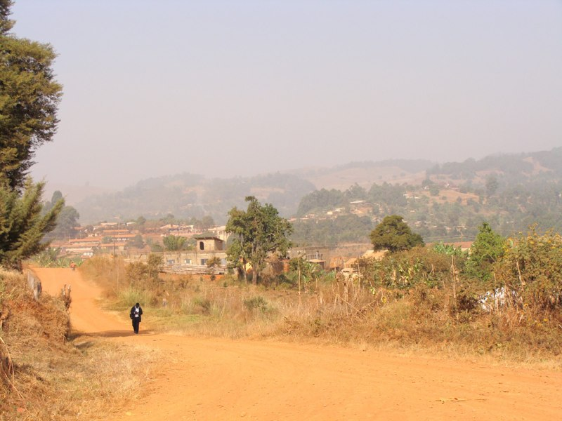 View of Kumbo